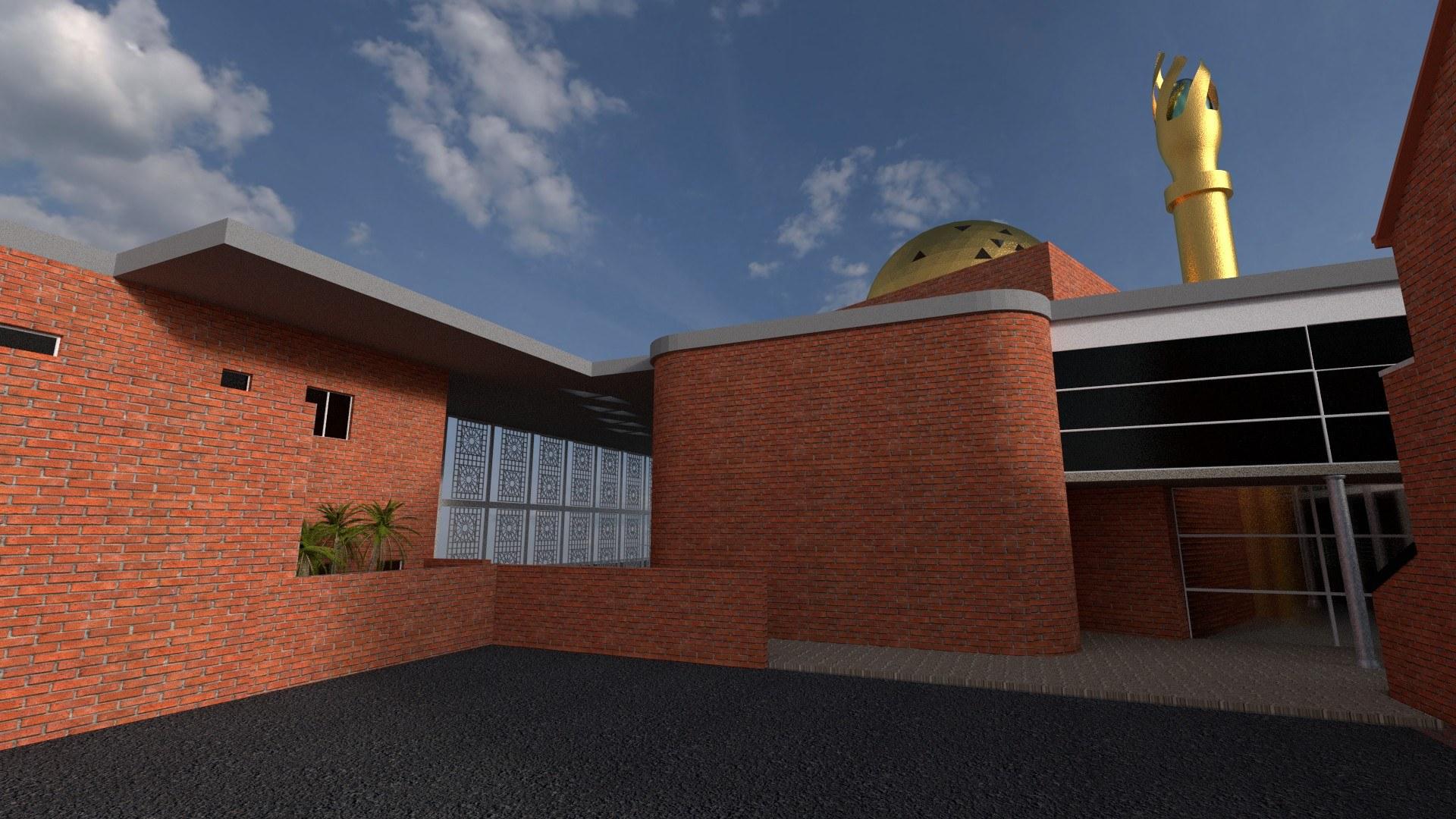 mosque-external